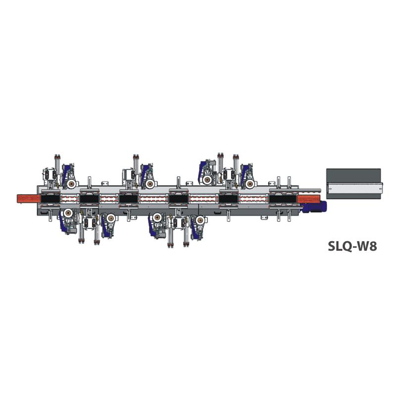 Sandwell linear sander - SLQ-W8