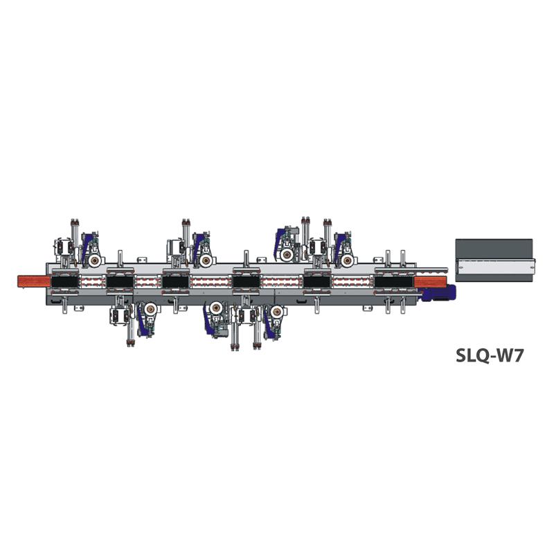 Sandwell linear sander - SLQ-W6