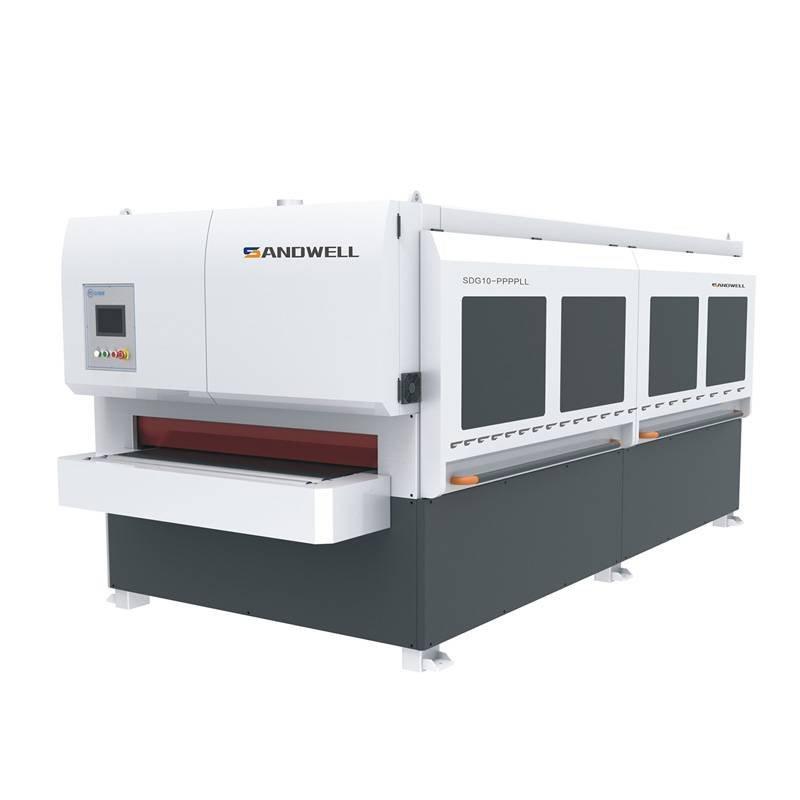 SANDWELL HEAVY  PROFILE  SANDING MACHINE - SDG10 series