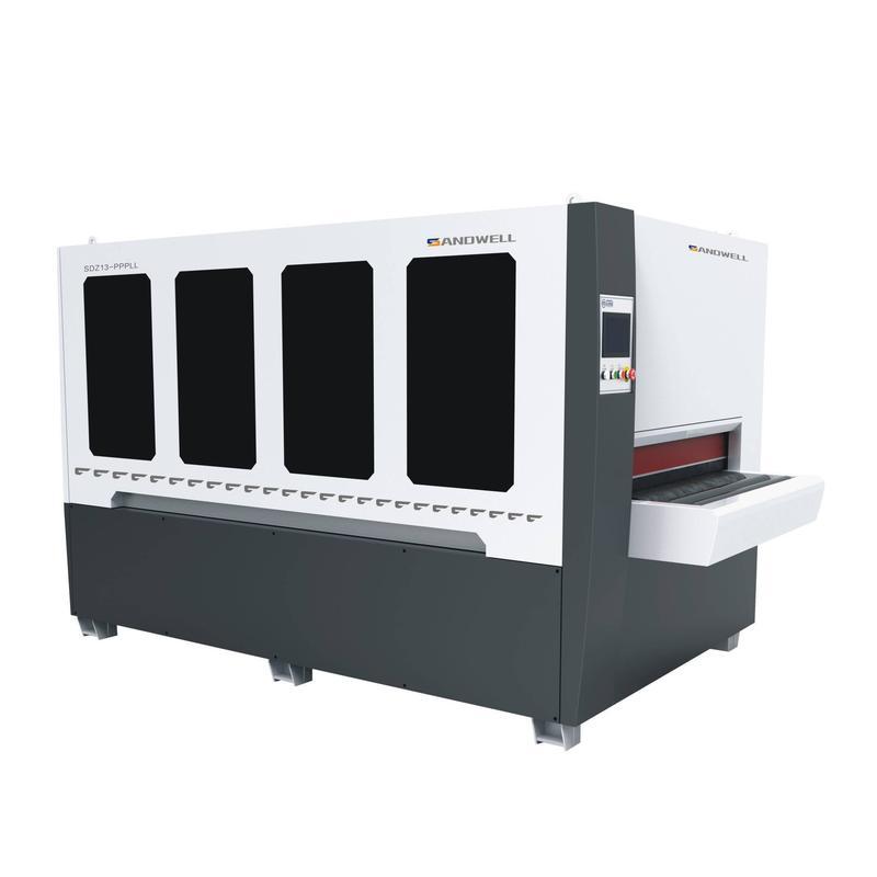 SANDWELL PROFILE SANDING MACHINE - SDZ13 series
