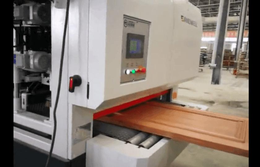 Liaoning Hansen wood primer sanding